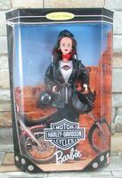 1998 Vintage HARLEY DAVIDSON Biker Chick Barbie Collector Edition NRFB #22256