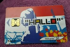 "Télécarte - ""HALLO""   (A8081)"