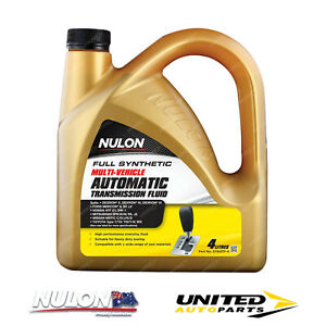 NULON Full Synthetic Multi Vehicle Automatic Transmission Fluid 4L for BMW 123d