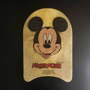 Mickey Mouse Dash Tabloïd 3D Vintage DISNEY Drawing Animated Collection N5701