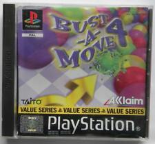 BUST A MOVE 4 PS1 PLAYSTATION 1 PAL MULTILINGUA