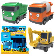 Tayo Toy Bus Track excavator Transit-mixer truck Korea Tv Animation 타요