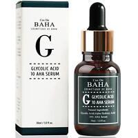 Cos De BAHA Glykolsäure 10% AHA Serum Peel Glycolic Acid Anti Falten Akne-Narben