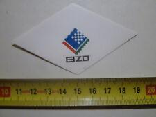 """AUTOCOLLANT / STICKERS """" EIZO """" (ECRAN - CLAVIER - PC - PORTABLE)"""