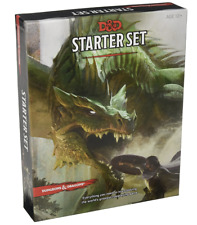 Dungeons & Dragons Starter Set: Fantasy D&D Roleplaying Game 5th Edition
