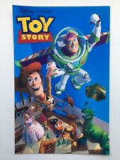 Toy Story Theatrical Release 11x17 Movie Poster (1995)