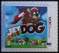 Jeu JET DOG pour Nintendo 3DS FR PAL