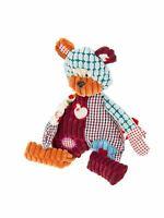 Mousehouse Colourful 43cm Plush Teddy Bear Soft Toy Boys
