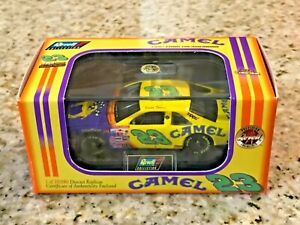 JIMMY SPENCER #23 JOE CAMEL NASCAR RACING 1/64 1997 FORD THUNDERBIRD REVELL