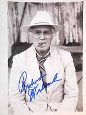 Richard Widmark (+) firmato originale – Gros FOTO!!!