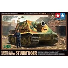 Tamiya 1/48 German 38cm Assault Mortar Sturmtiger 32591
