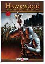Manga Hawkwood tome 1 Seinen OHTSUKA Tommy Doki Doki VF Ad Astra Guerre Cent Ans