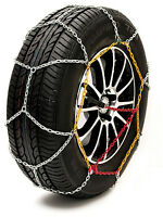 "Sumex Husky Winter Classic Alloy Steel Snow Chains for 19"" Car Wheel Tyre's"
