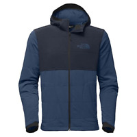 The North Face mens Mountain Sweatshirt FZ Jacket size L 2XL