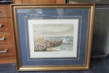 Antique (Pre-1900) Original Topographical Art Prints