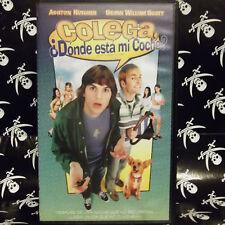COLEGA, ¿DONDE ESTA MI COCHE? (Danny Leiner) VHS . Ashton Kutcher, Seann William