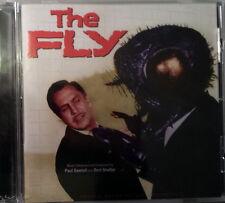 THE FLY - CD Soundtrack OST - Paul Sawtell Bert Shefter
