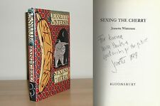Jeanette Winterson - Sexing the Cherry - Signed - 1st/1st