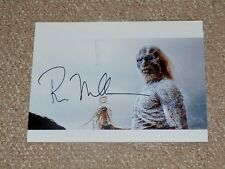 Ross Mullan Game of Thrones White Walker 8x12 Signed Photo Hal-Con 2014