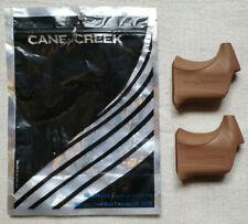 Cane Creek Brake Hoods Brown Non Aero L'Eroica New Old Stock Made Japan