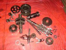 Transmission Gears  Virago 920  Yamaha 1982 engine number 10L 100767  lot 127
