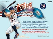 2018 Topps Series 2 - Choose Your Base Card - **Buy 1 Get 1 Free**
