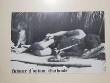 CPA Thaïlande - Fumeur d'opium