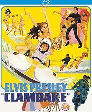 CLAMBAKE (1967 Elvis Presley)  -  Region A  -  BLU RAY