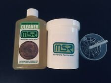 Mint State Restoration 8 oz. w/BASKET > Coin & Artifact Ancient Bronze Cleaner
