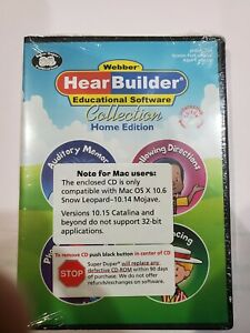 Hearbuilder Collection Home/Speech/ Language/ Reading