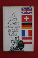 *VINTAGE 1ST ED.* THE FACES OF JUSTICE - A TRAVELLER'S REPORT by Sybille Bedford