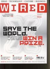 WIRED MAGAZINE - October 2009