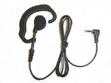 Baofeng Kenwood Tytera Adjustable Rubberised Earpiece 2.5mm mono plug