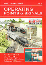 Peco SYH 24 Railway Modeller Operating Points & Signals New 16 Page Booklet