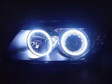 DEPO 09-11 BMW E90/E91 LCI LED ANGEL HALO PROJECTOR HEADLIGHT +LED CORNER SIGNAL