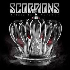 CD de musique rock album Scorpions