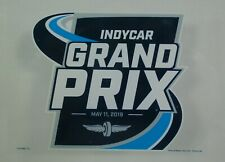 2019 IndyCar Grand Prix Event Collector Decal Indianapolis