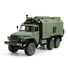 WPL B36 Ural 1/16 2.4G 6WD Rc Car Military Truck Crawler Command Toy Gift Boys