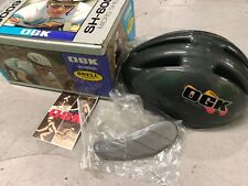OGK Bicycle Helmet  SH-6000 Microshell  M.Gray Size S/M Made In Japan Brand New