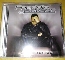 FREDDIE JACKSON.  -   LIFE AFTER 30.  -  RARE INDIE R&B  CD
