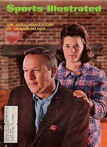 1967 Sports Illustrated March 6 - Arnold Palmer Story; Daytona;Illinois;Kentucky