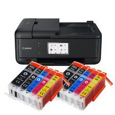 Canon Pixma TR8550 DRUCKER SCANNER KOPIERER WLAN FAX+ 10 XXL TINTE NEU