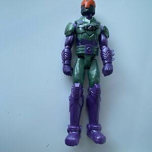 "Mattel DC Comics 2015 Titan Hero Series Lex Corp Lex Luthor Soldier 12"" Figure"