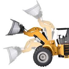 HUINA 583 2.4GHz 10CH RC Metall Ferngesteuert Radlader Bagger Engineering LKW DE
