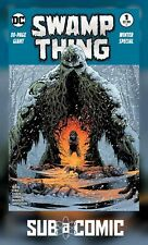 SWAMP THING WINTER SPECIAL #1 (DC 2018 2nd Print) COMIC