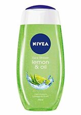 Nivea Care Shower Gel, Lemon and Oil, 250 ml ORIGINAL FS