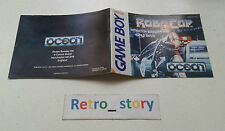 Nintendo Game Boy Robocop Notice / Instruction Manual