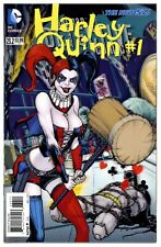 DETECTIVE COMICS #23.2(1st)(HARLEY QUINN #1)(LENTICULAR/3-D VARIANT)CGC IT(9.8)!