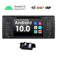 "7"" Android 10.0 GPS Car Stereo DVD OBD2 Radio Head Unit Bluetooth for BMW E53 X5"