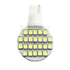 4pcs T10 194 921 W5W 1210 24SMD LED Light RV Landscaping Lamp White Bulb Pure